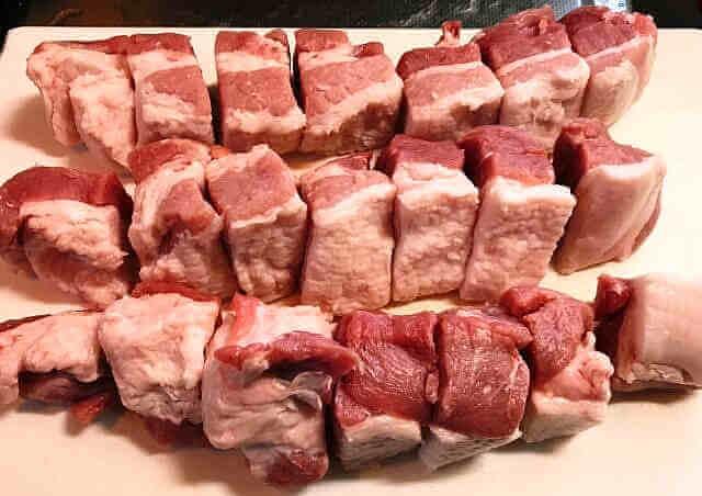 豚の角煮 やわらかくトロトロ 男の手料理